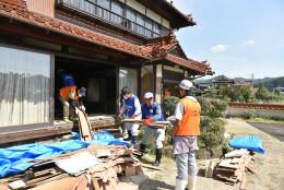 VOWSボランティ�C(19日).JPG